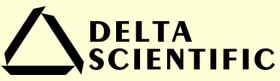 Delta Scientific - monogram